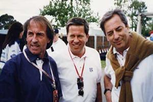 Jacques Laffite - Pierre Van Vliet - Jean Louis Moncet