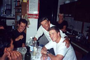 Michael e Ralf Schumacher