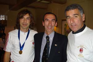 Andrea Pirlo - Mauro Tassotti