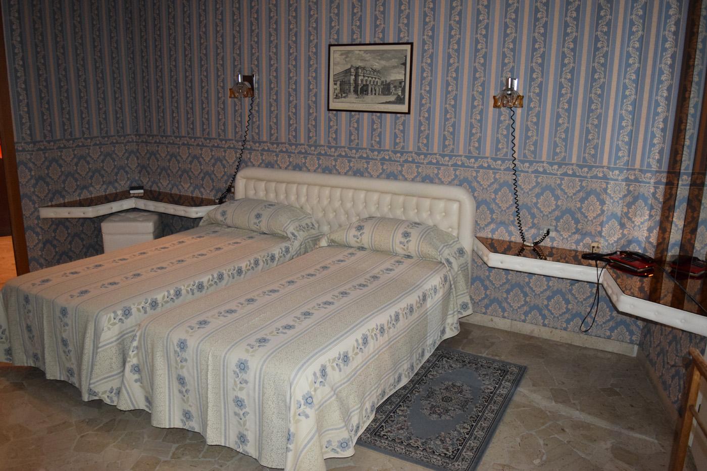 Doppia con Letti Singoli - Hotel Fossati